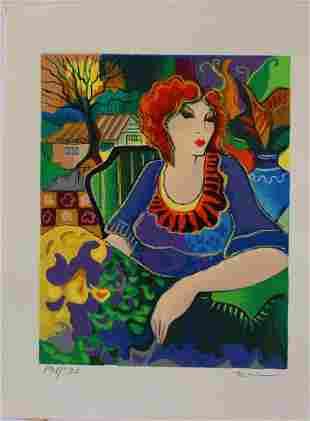 Patricia Govezensky Sitting pretty Limited Edition