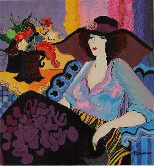 Patricia Govezensky Noa Limited Edition Serigraph
