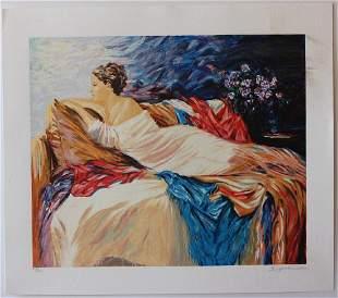 Sergey Ignatenko Limited Edition Fine Art Mary