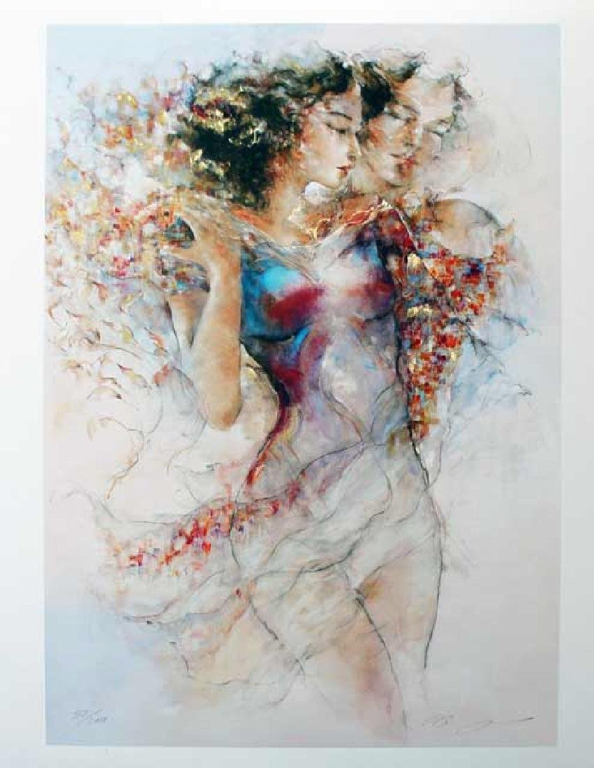Gary Benfield- Devotion Limited Edition Giclee on Paper