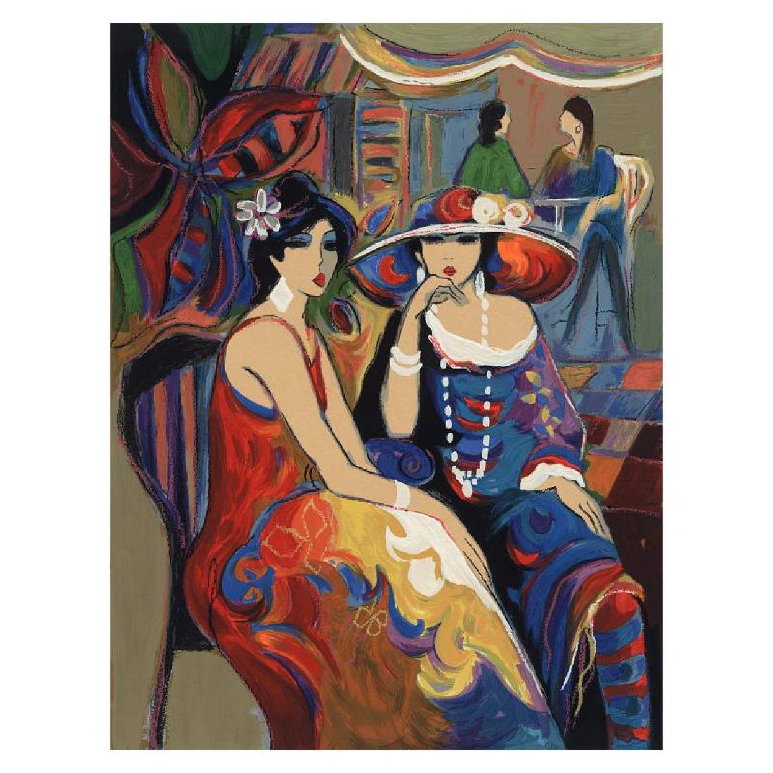 "Isaac Maimon ""Friendship"" Limited Edition Serigraph"