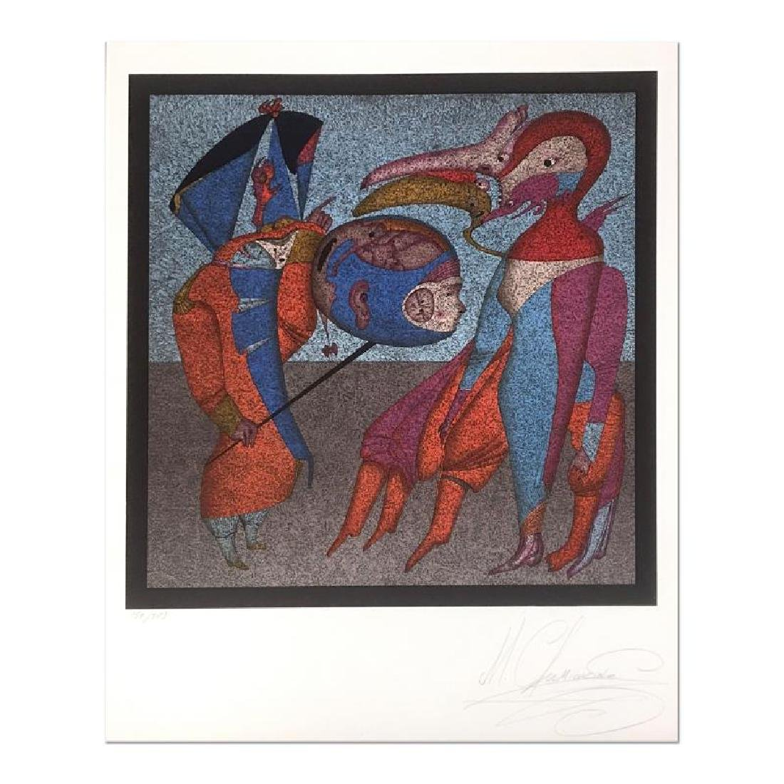 "Chemiakin, Mihail ""Carnival Series: Untitled 9"""