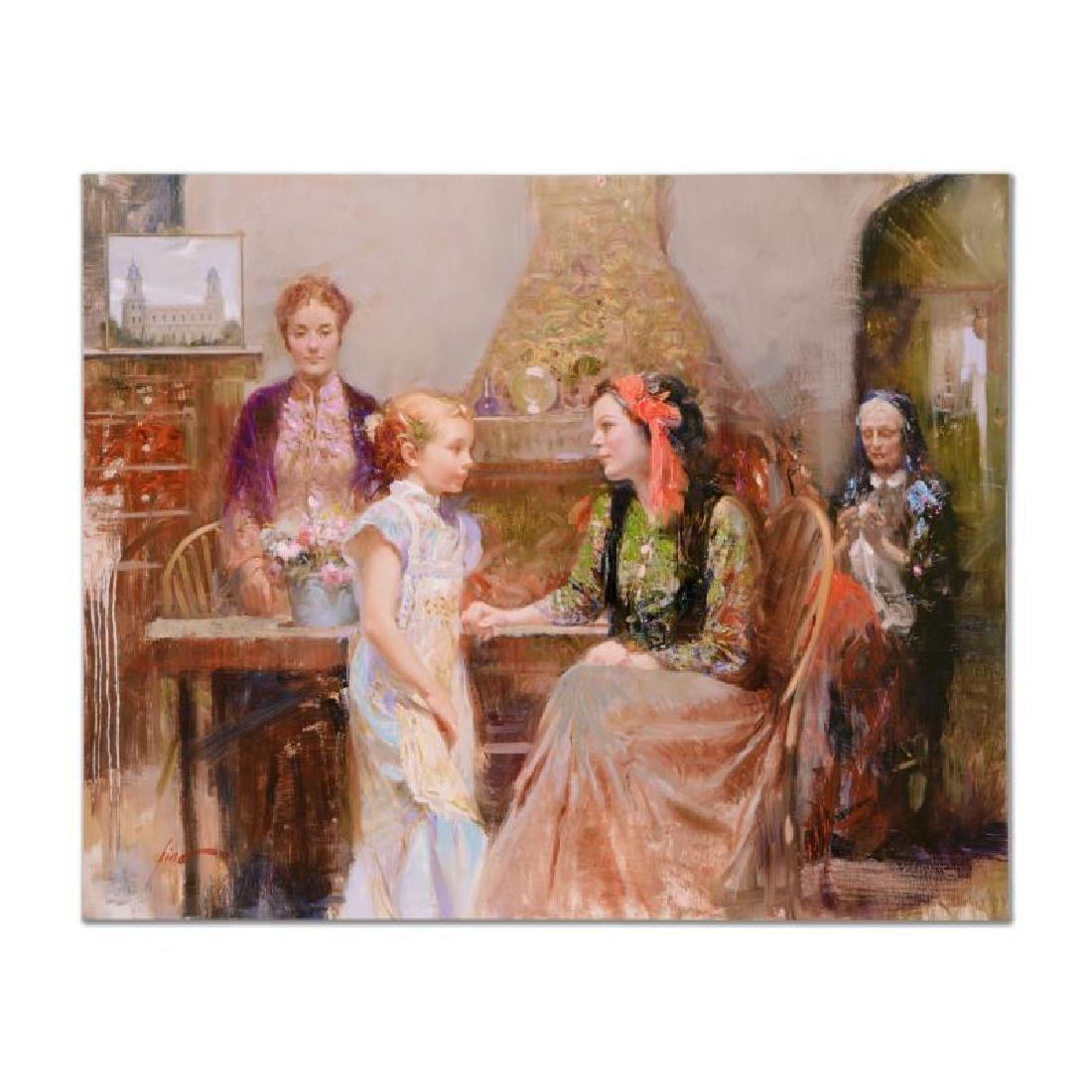 "Pino (1939-2010) ""Generations of Faith"" GICLEE"