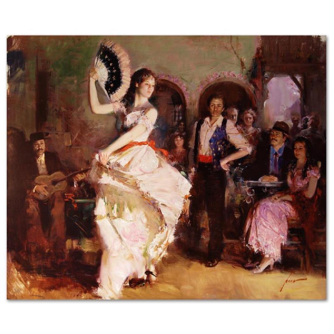 "Pino (1939-2010) ""The Last Dance"" GICLEE"