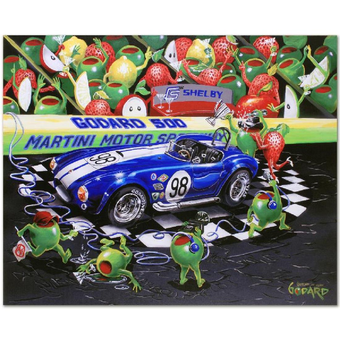 "Godard, Michael ""We Olive A Shelby"" Giclee"