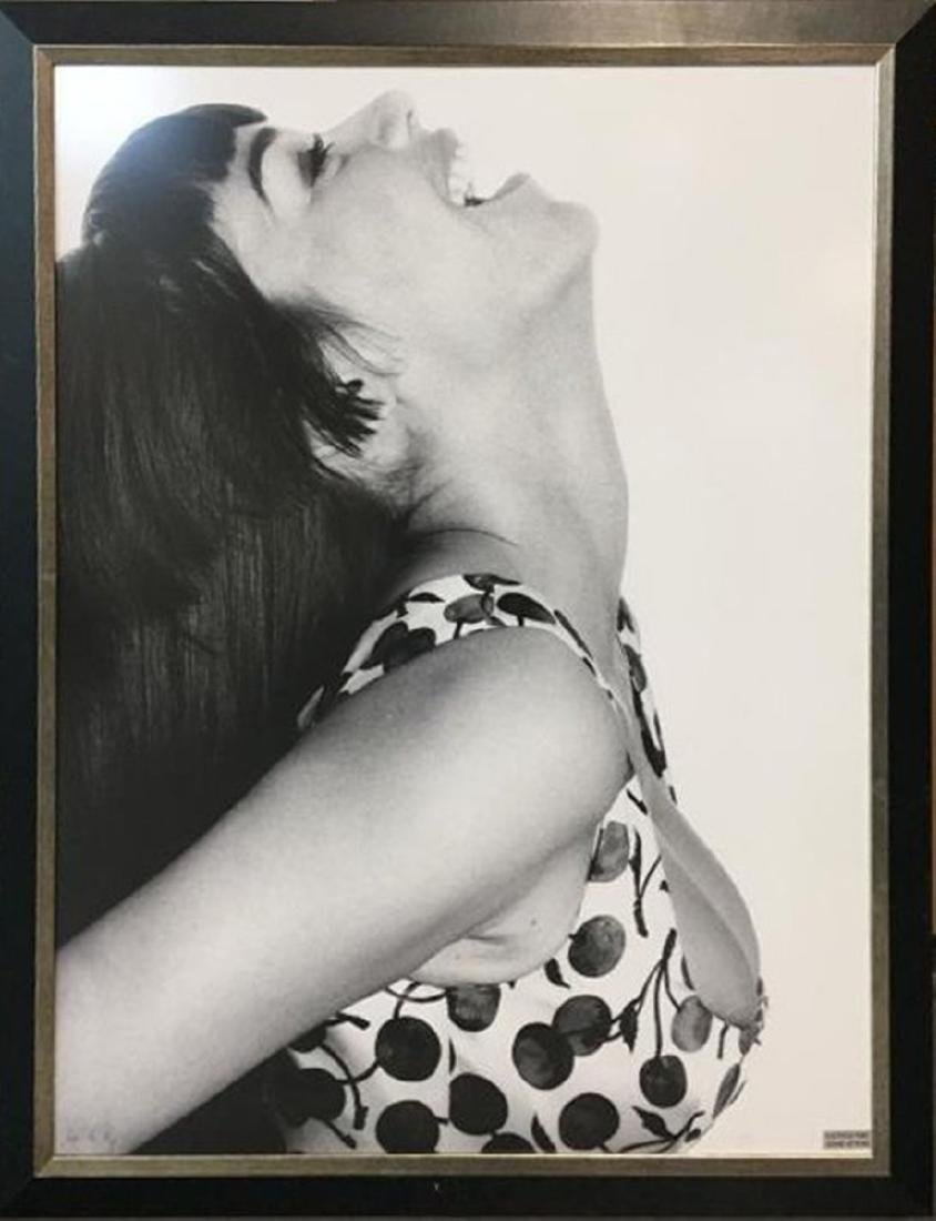 Beautiful Print by listed Photograph Woman Laughing