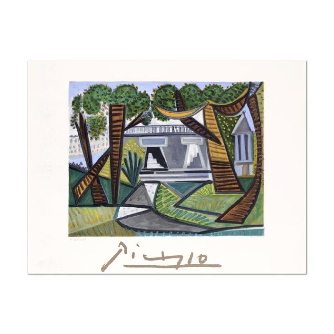 "Pablo Picasso (1881-1973) - ""La vet Galant"" Original"