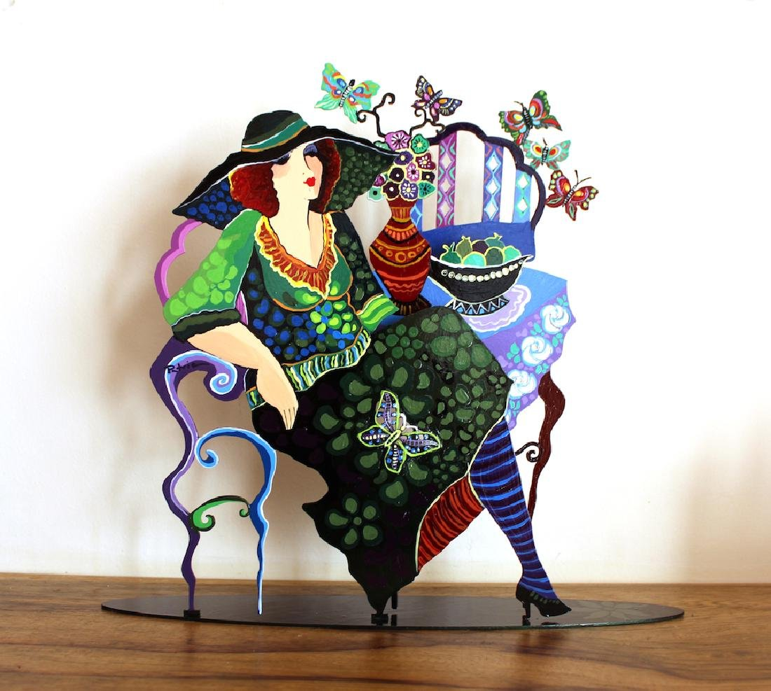 Patrica Govezensky Original 1-of-kind Table Sculpture