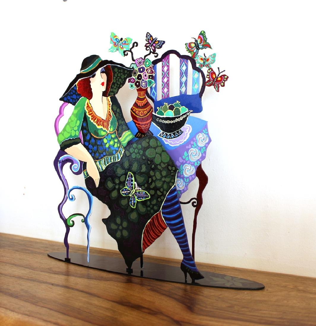 Patrica Govezensky Original 1-of-kind Table Sculpture - 2