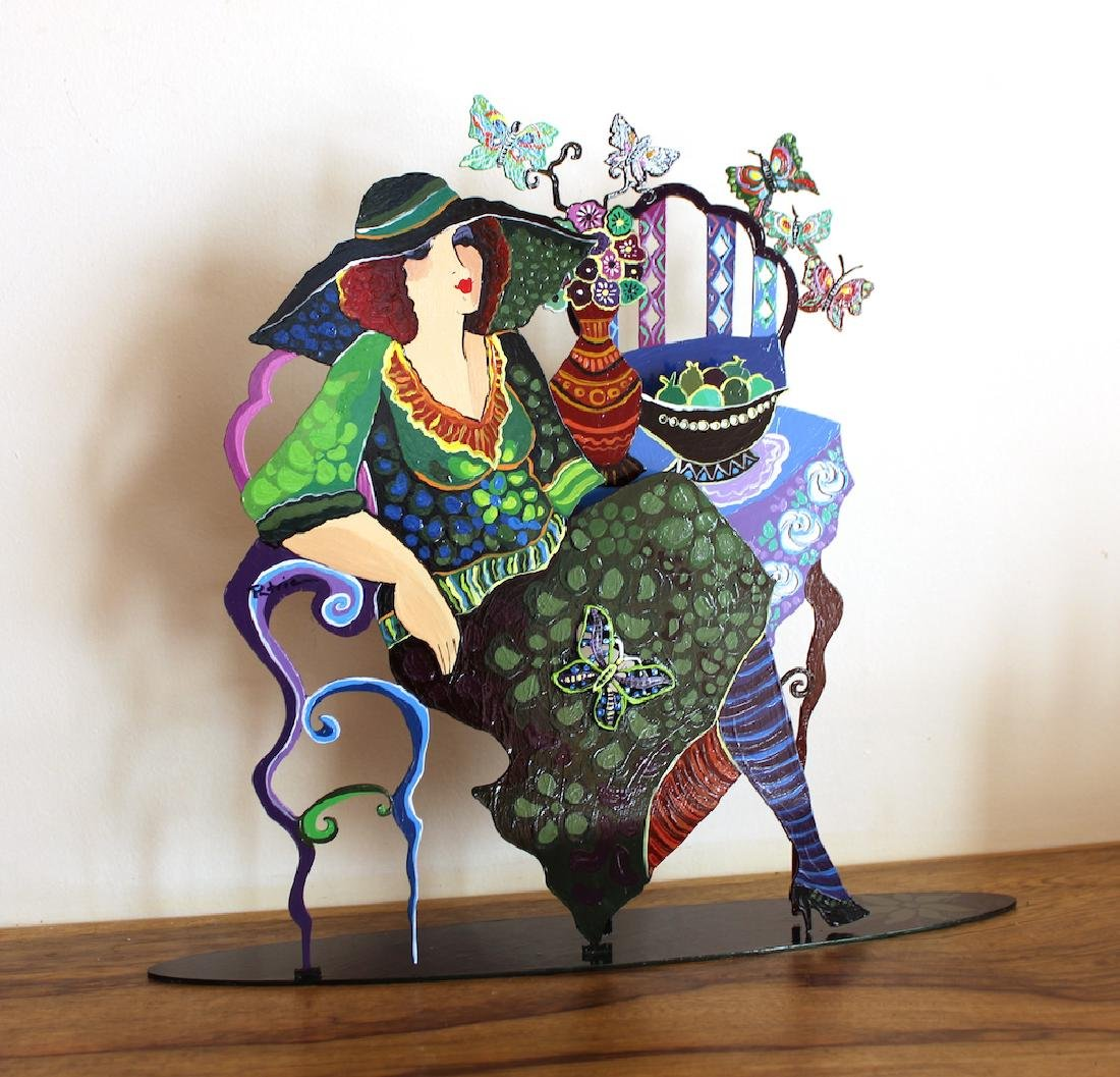 Patrica Govezensky Original 1-of-kind Table Sculpture - 3