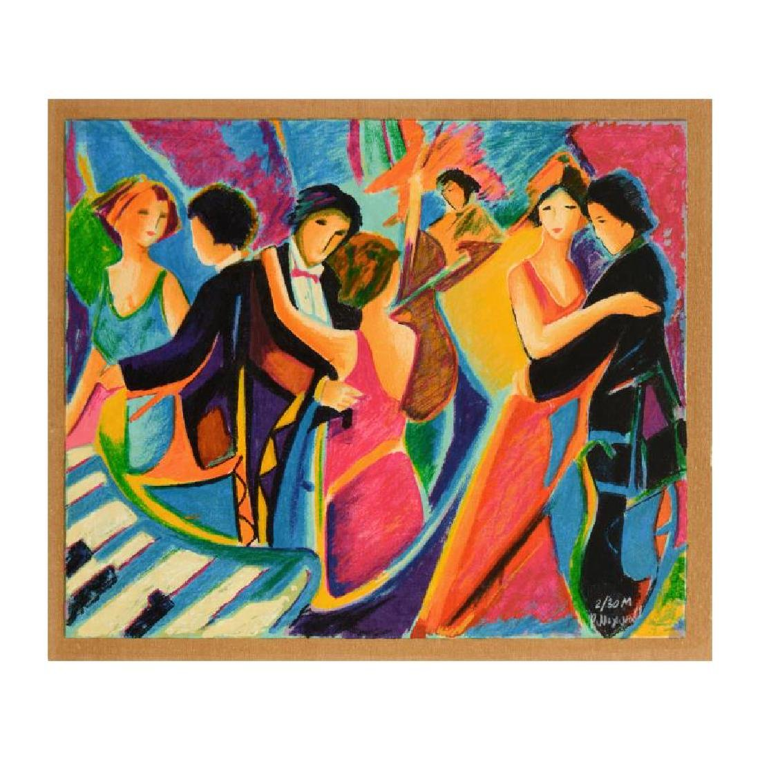 """Philip Maxwell - """"The Tango Club"""" Limited Edition"""