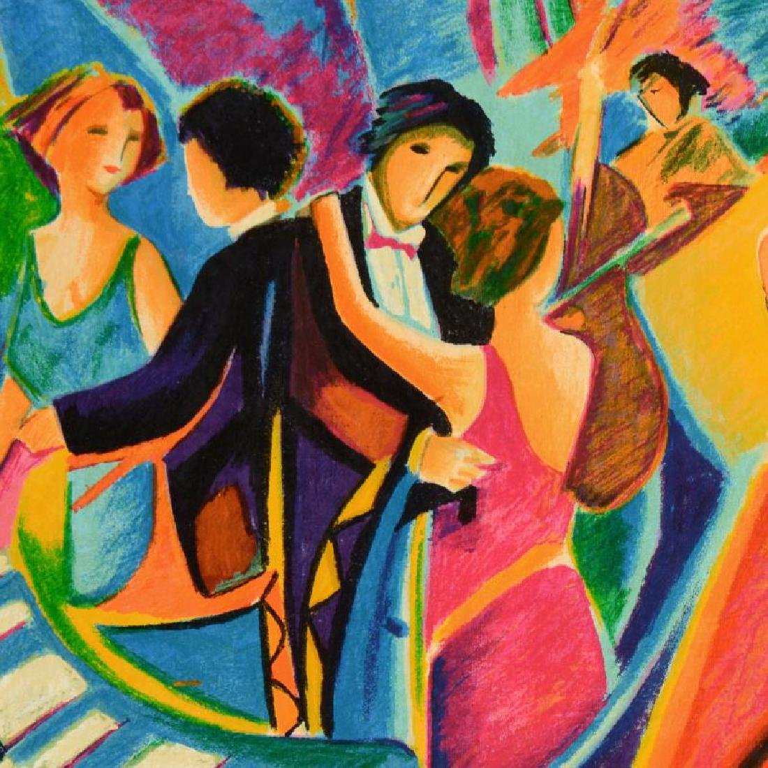 """Philip Maxwell - """"The Tango Club"""" Limited Edition - 2"""