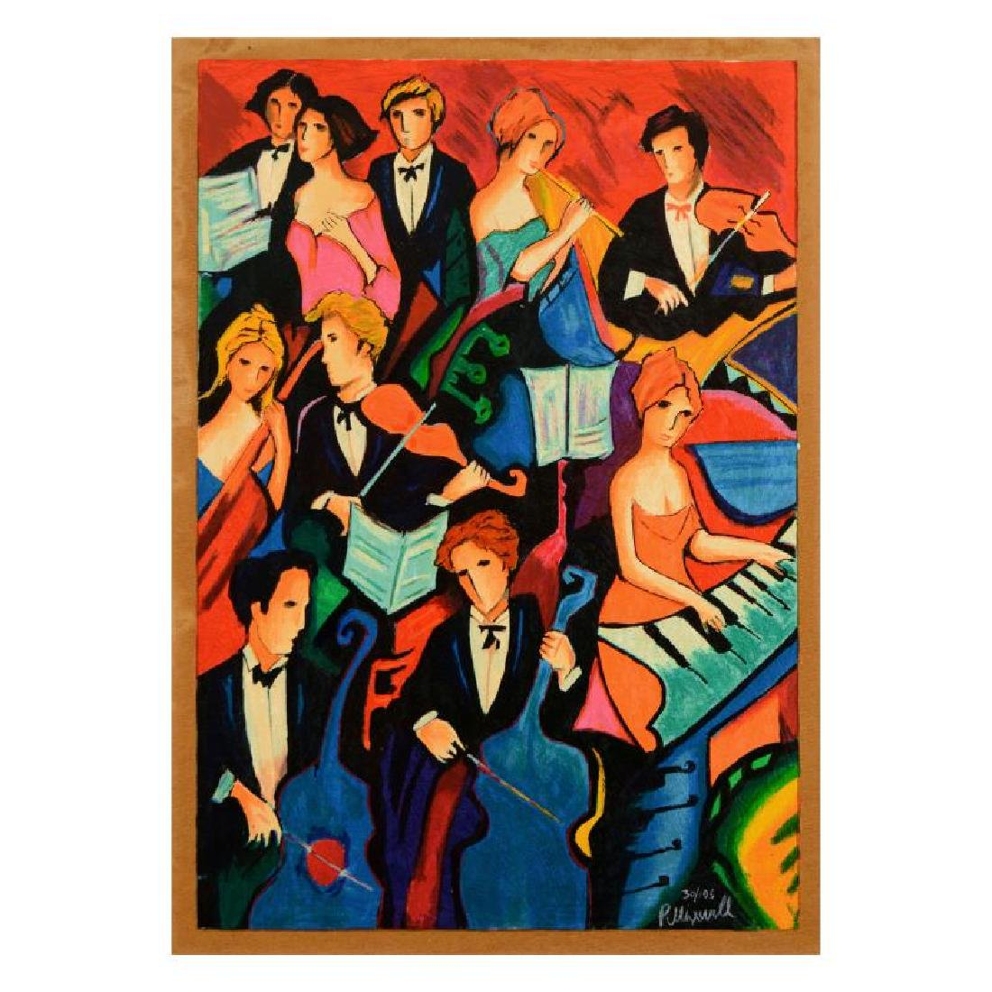 """Philip Maxwell - """"The Orchestra"""" Limited Edition"""