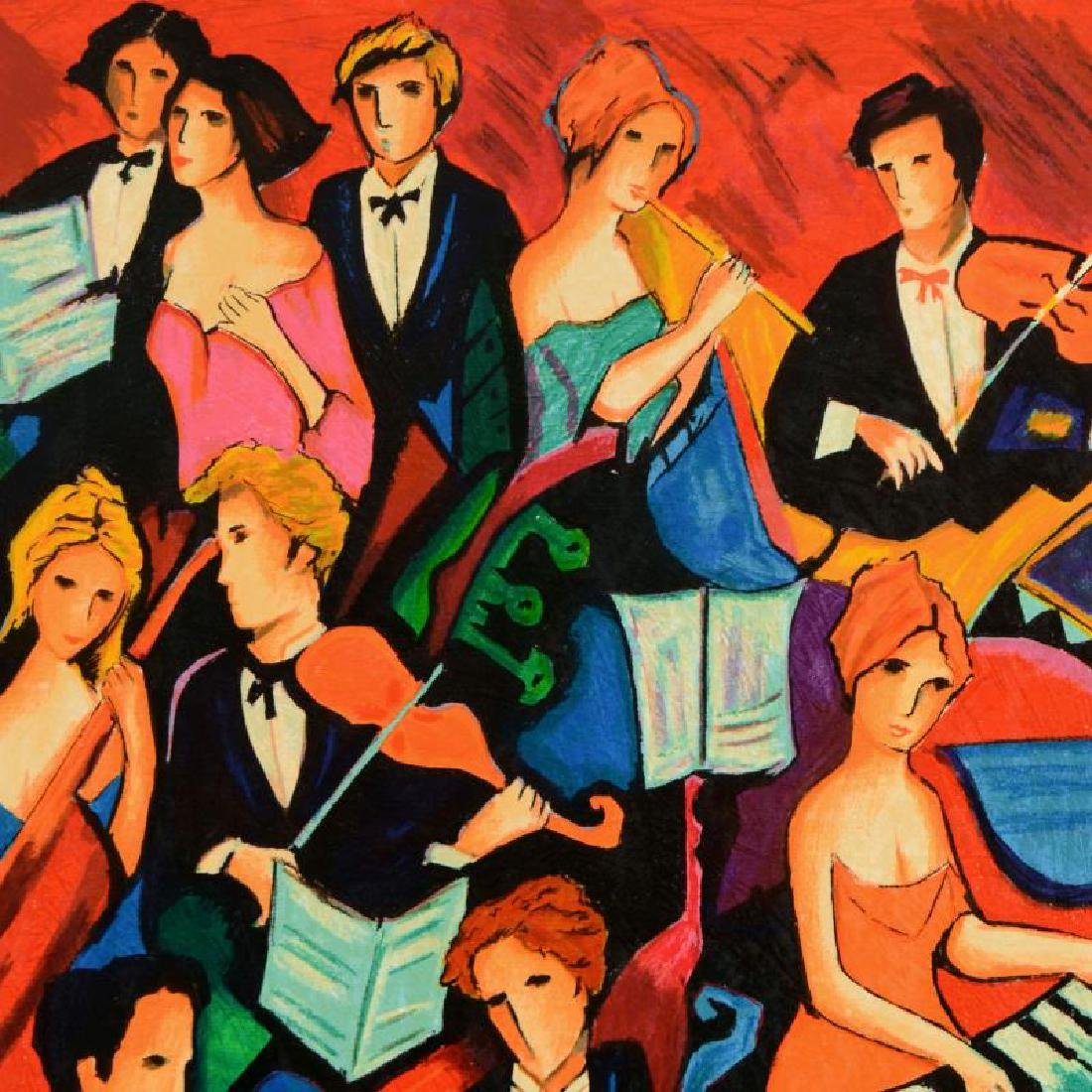 """Philip Maxwell - """"The Orchestra"""" Limited Edition - 2"""