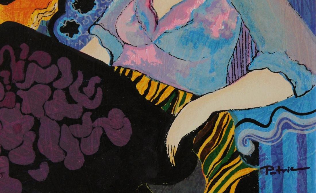 """Patricia Govezensky """"Noa"""" Limited Edition Serigraph - 2"""