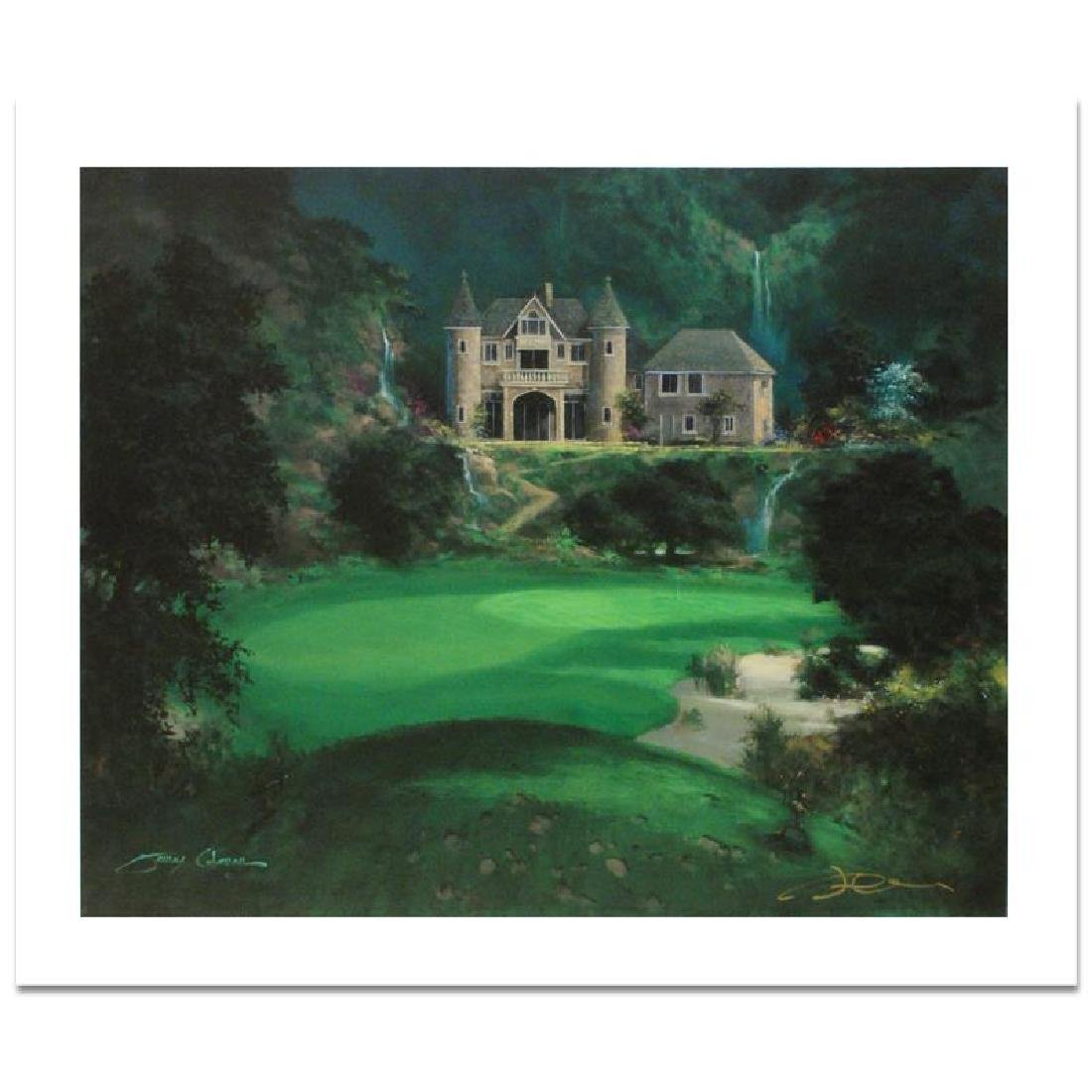 """""""Dream Green Come True"""" Limited Edition Lithograph by"""