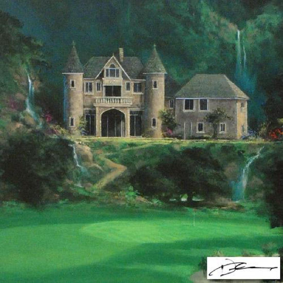 """""""Dream Green Come True"""" Limited Edition Lithograph by - 2"""