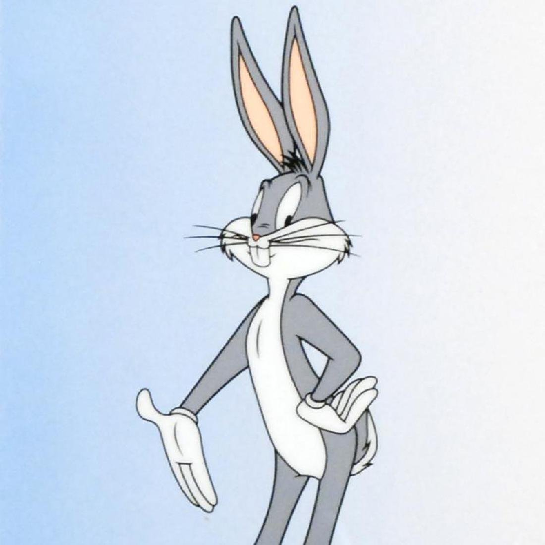 """""""Bugs Bunny"""" Limited Edition Sericel from Warner Bros.! - 2"""