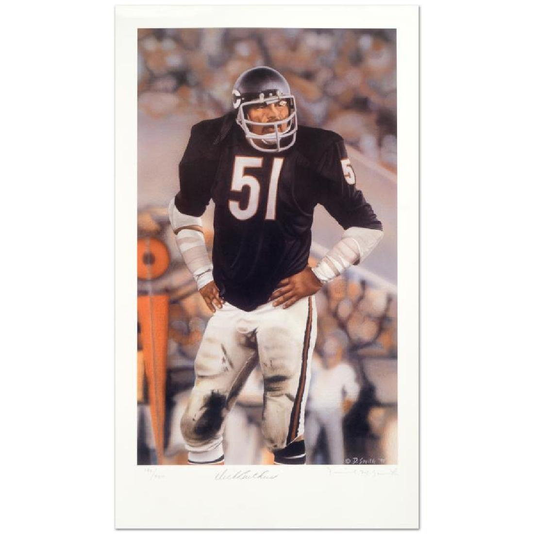 "Daniel M. Smith - ""Dick Butkus"" Limited Edition"