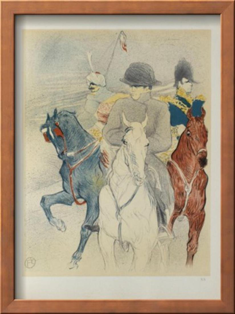 """Henri de Toulouse-Lautrec """"Napoleon"""""""