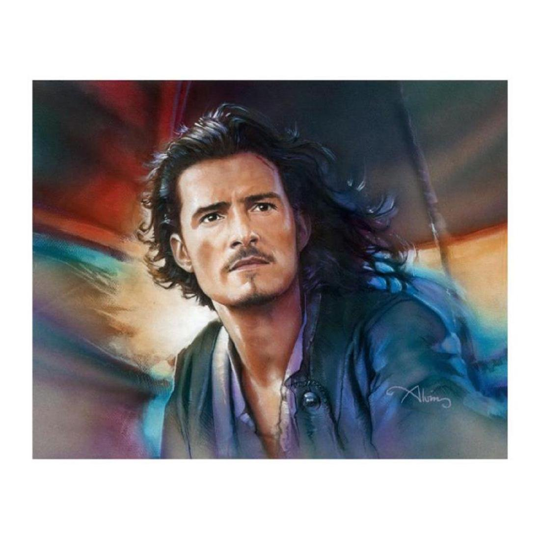 "John Alvin (1948-2008) - ""Will Turner"" Limited Edition"