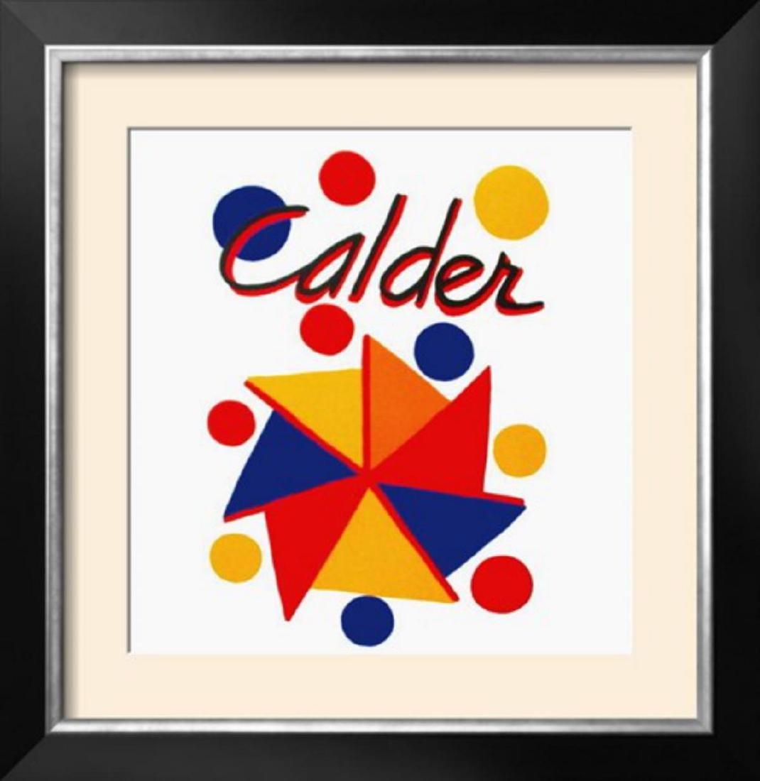 """Alexander Calder """"Expo 73 - Galerie Maeght"""""""