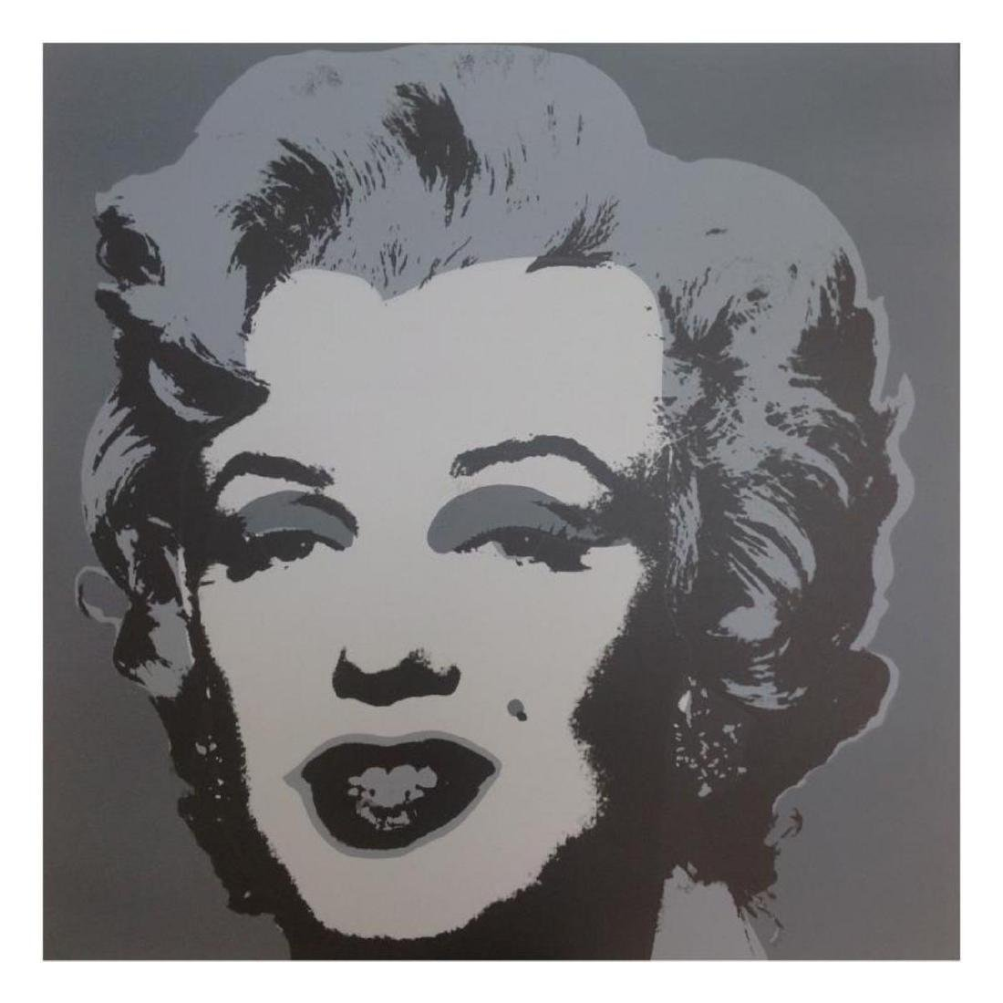 "Andy Warhol ""Marilyn 11.24"" Silk Screen Print from"
