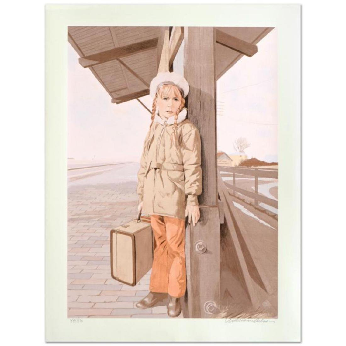 """William Nelson - """"Little Girl Lost"""" Limited Edition"""