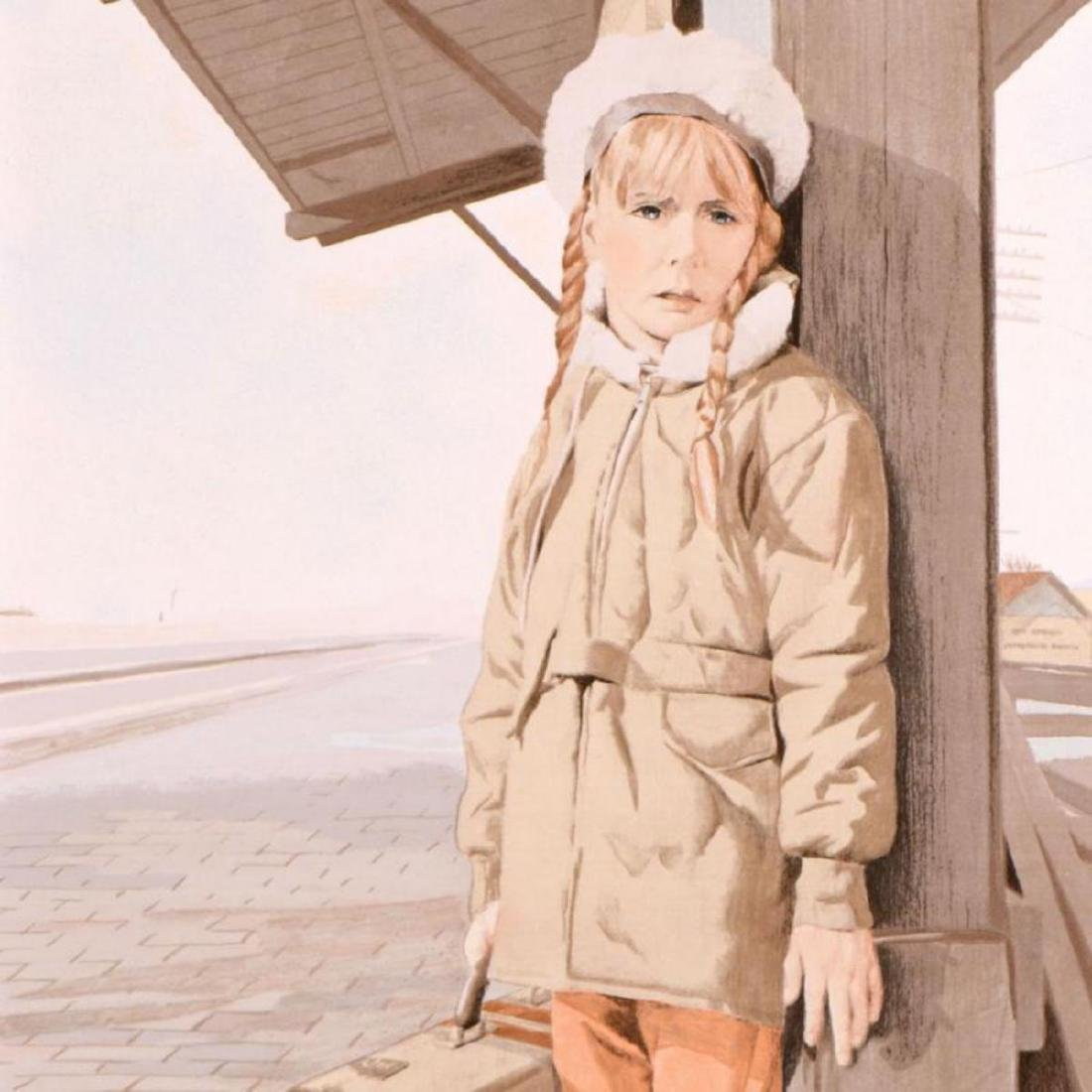"""William Nelson - """"Little Girl Lost"""" Limited Edition - 2"""