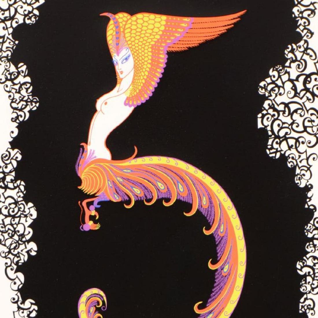 "Erte (1892-1990) - ""Numeral 5"" Limited Edition - 2"