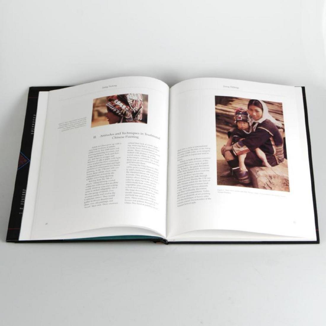 """Jiang - Father of Yunnan School"" This Fine Art Book - 3"