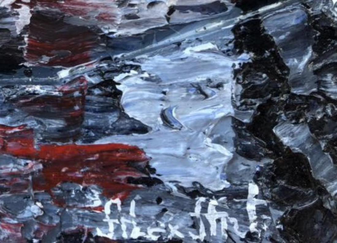 """Alexander Antanenka- """"Little Rain In Washington DC"""" - 3"""