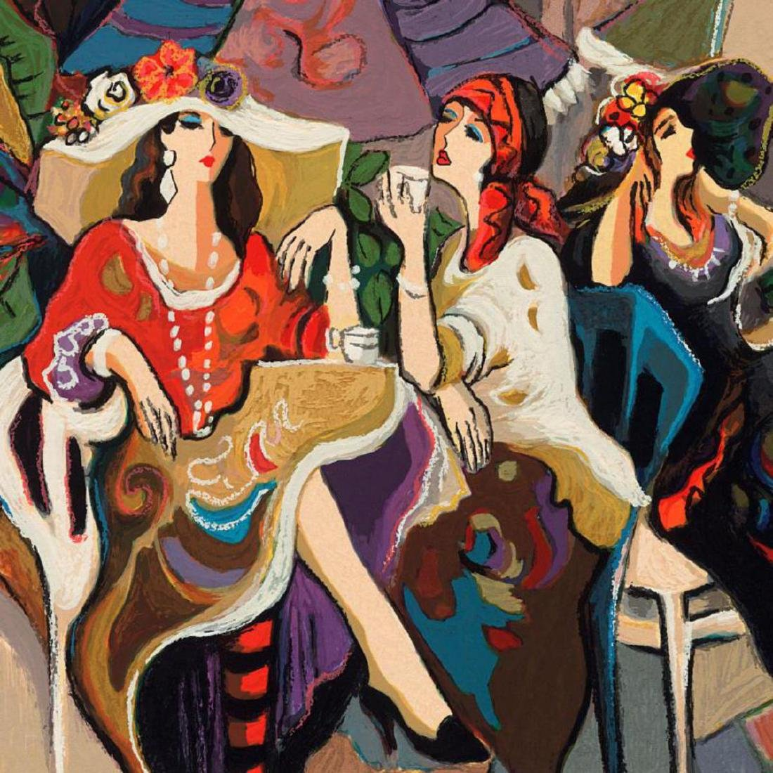 "Isaac Maimon - ""Cafe Parasol"" Limited Edition - 2"