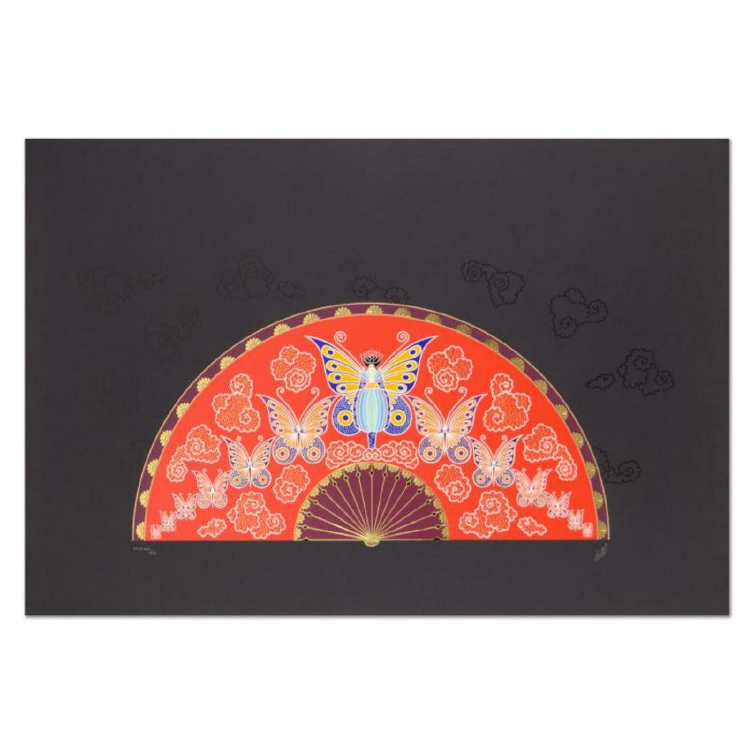 "Erte (1892-1990), ""Madame Butterfly"" Limited Edition"