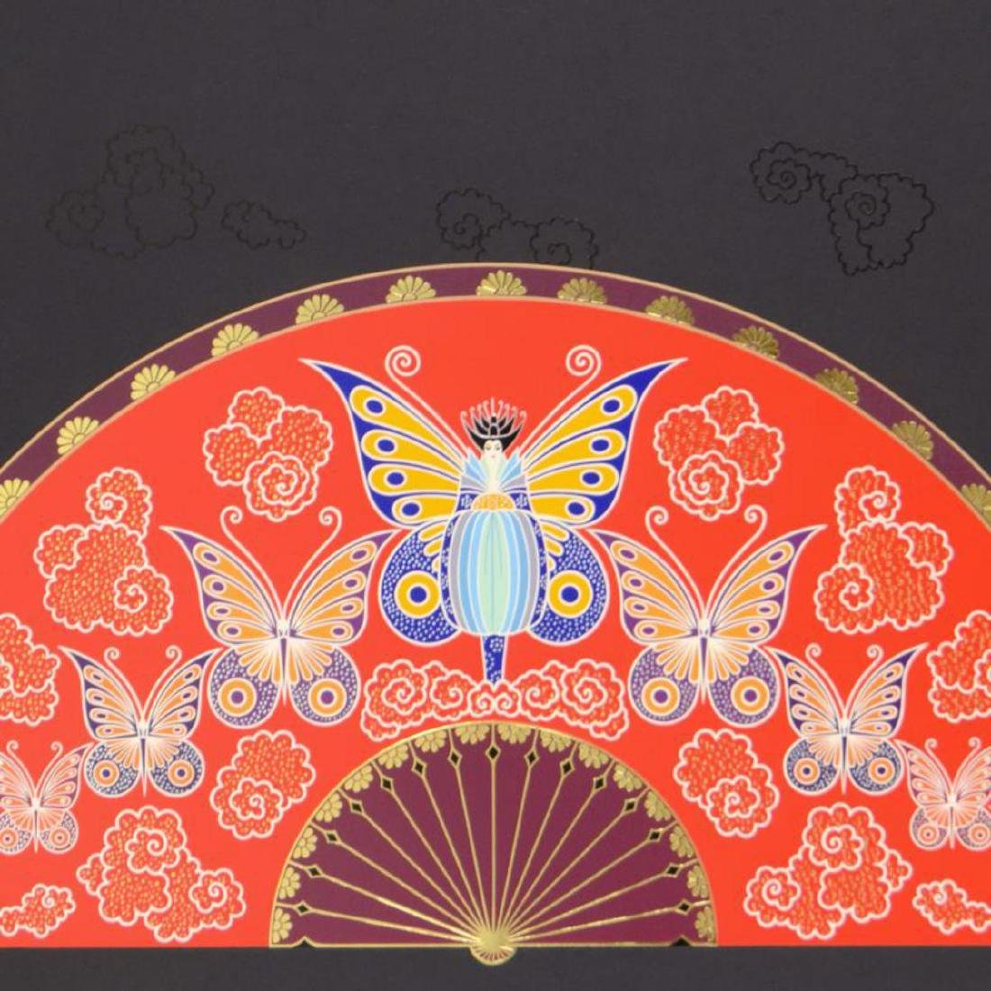 """Erte (1892-1990), """"Madame Butterfly"""" Limited Edition - 2"""
