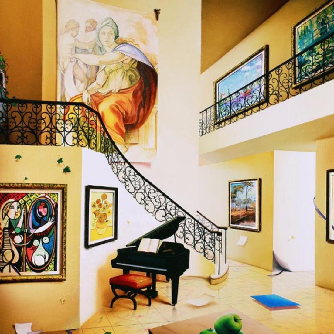 """Orlando Quevedo - """"Piano's Corner"""" Limited Edition - 2"""