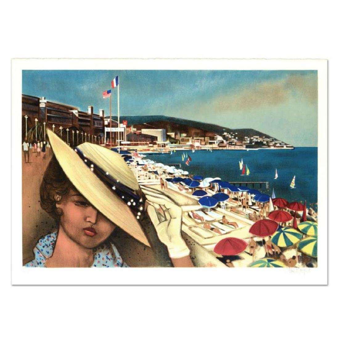 "Robert Vernet Bonfort - ""Cannes"" Limited Edition"