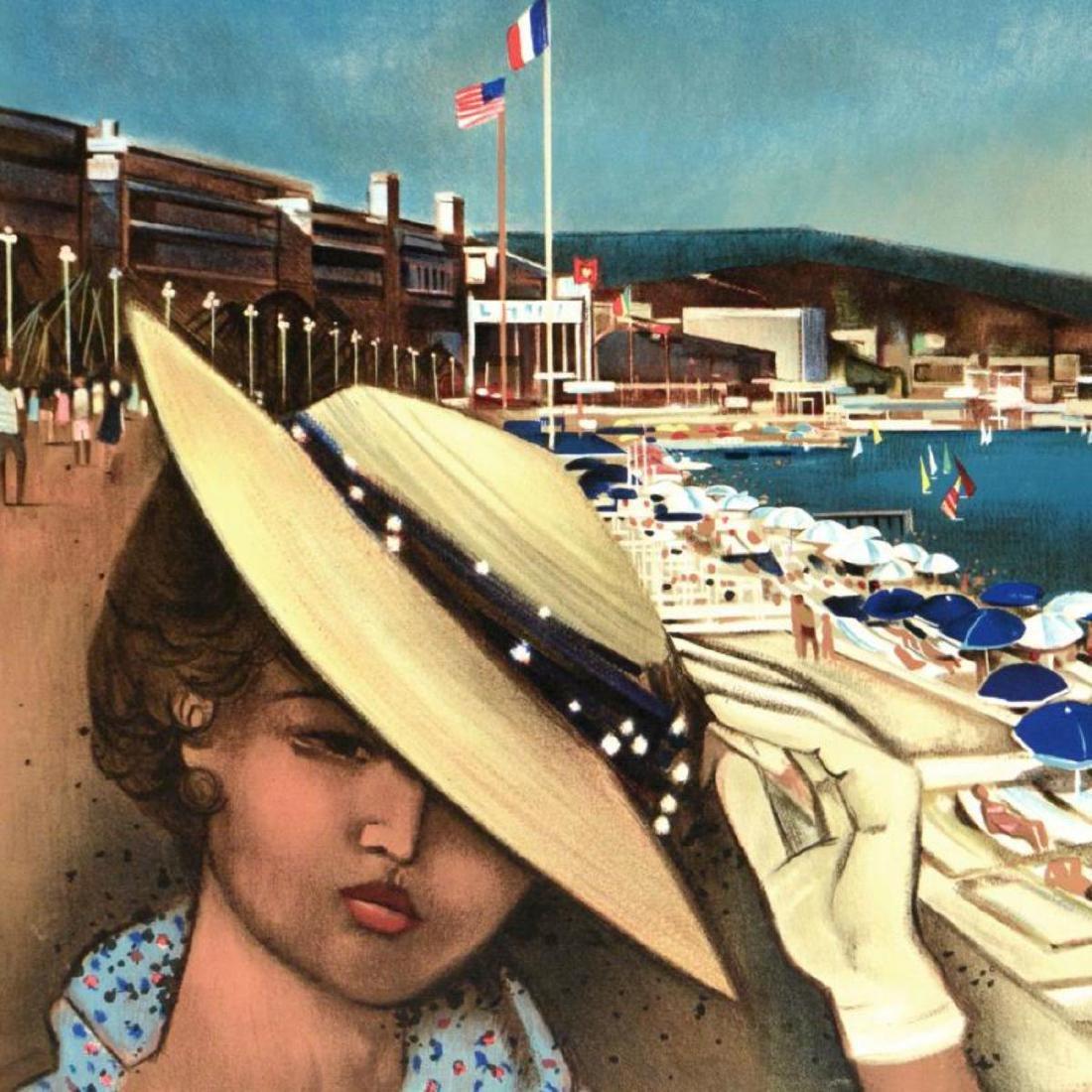 """Robert Vernet Bonfort - """"Cannes"""" Limited Edition - 2"""