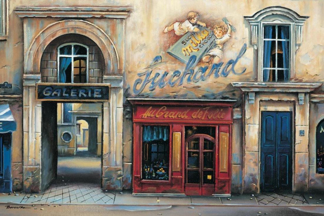 "Alexander Borewko ""Galerie"" HS/N Limited Edition"