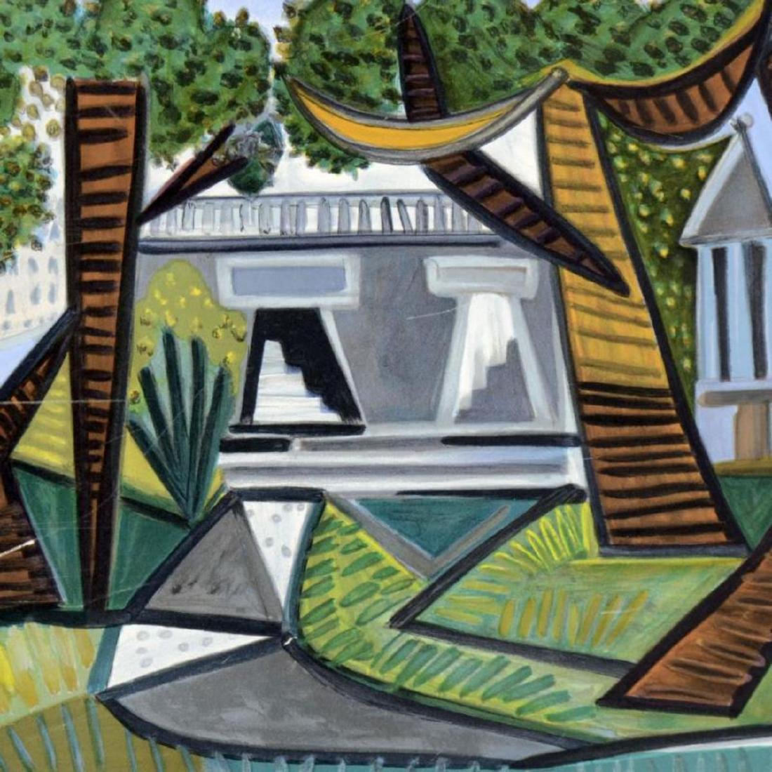 "Pablo Picasso (1881-1973) - ""La vet Galant"" Original - 2"