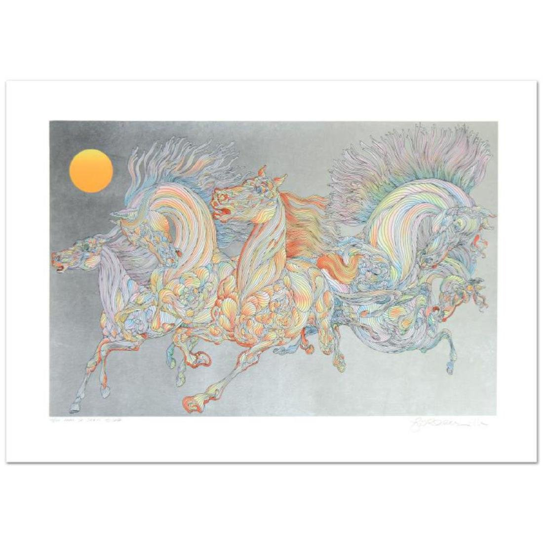 """Guillaume Azoulay - """"Lever De Soleil"""" Limited Edition"""