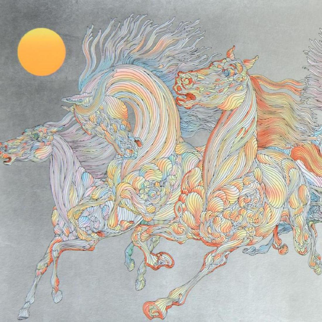 """Guillaume Azoulay - """"Lever De Soleil"""" Limited Edition - 2"""