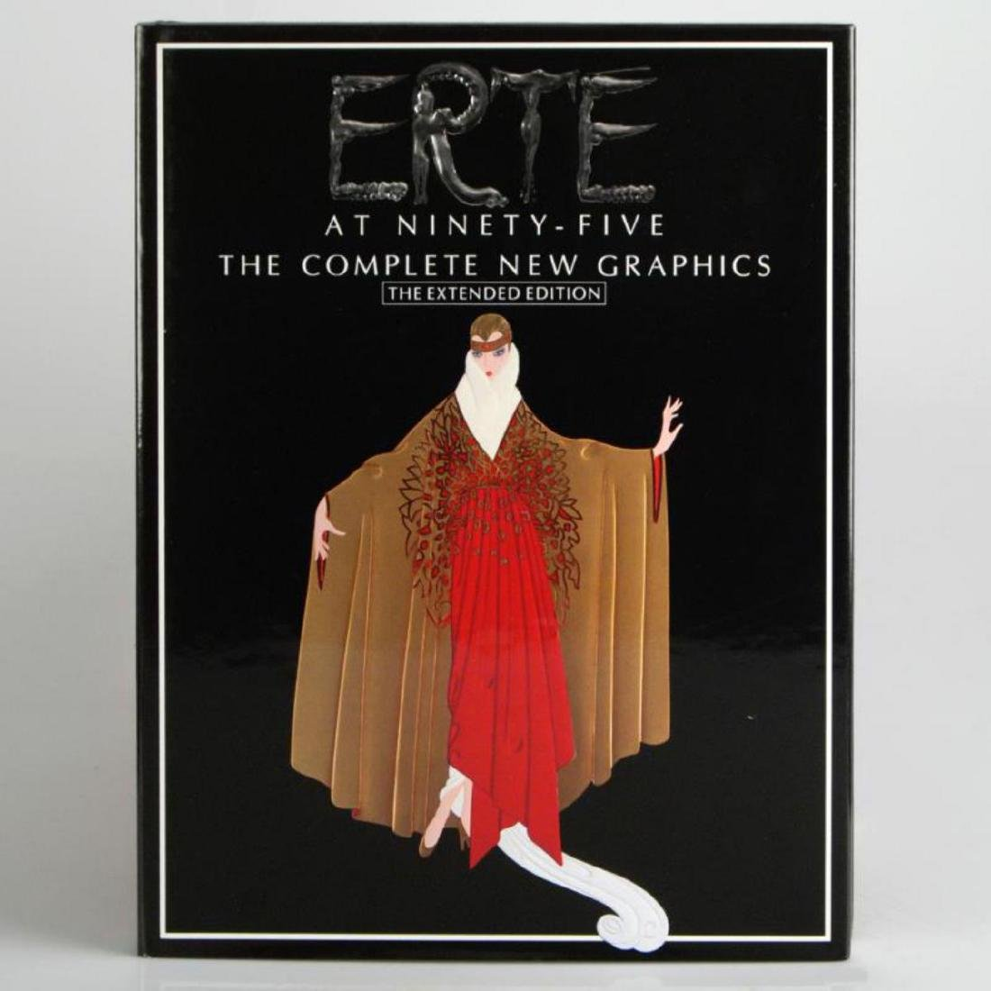"""Erte at Ninety-Five - The Complete New Graphics (2nd"