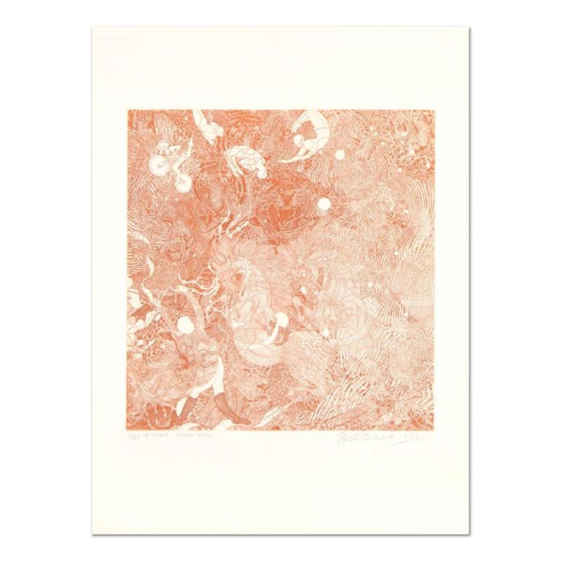 """Guillaume Azoulay - """"Le Circue (Sienna)"""" Limited"""