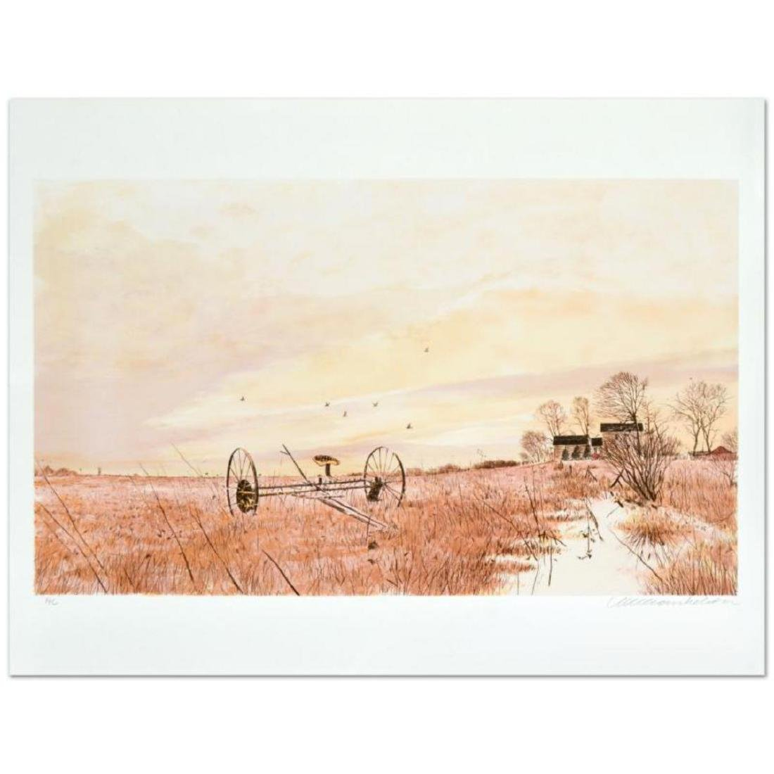 "William Nelson - ""The Hayfield"" Limited Edition"