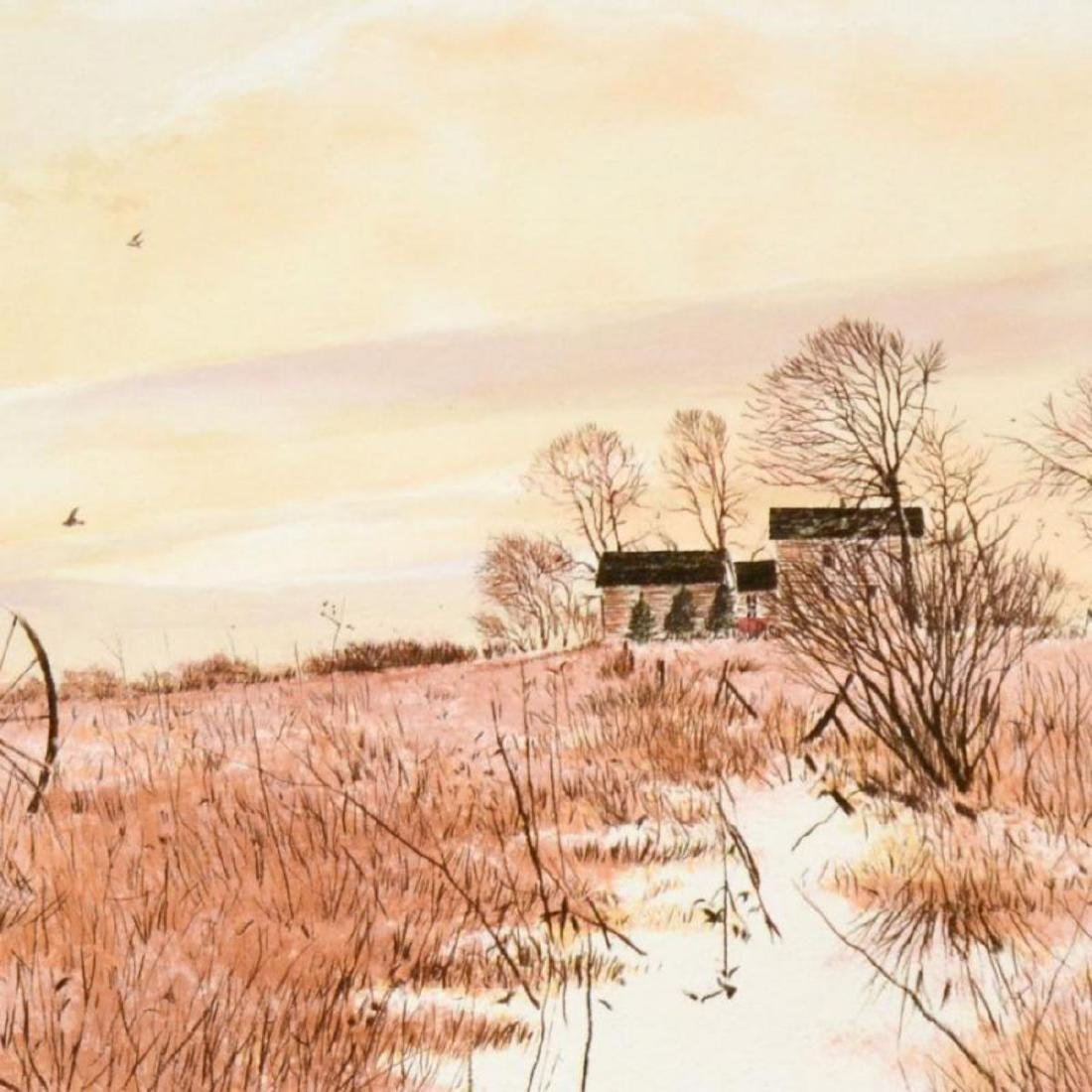 "William Nelson - ""The Hayfield"" Limited Edition - 2"