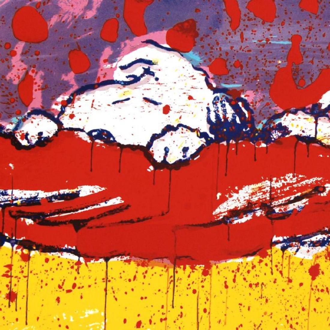 """""""Pig Out"""" Limited Edition Hand Pulled Original - 2"""