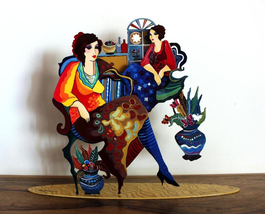 Original One of a Kind Patricia Govezensky Table