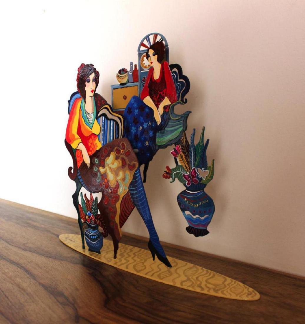 Original One of a Kind Patricia Govezensky Table - 2