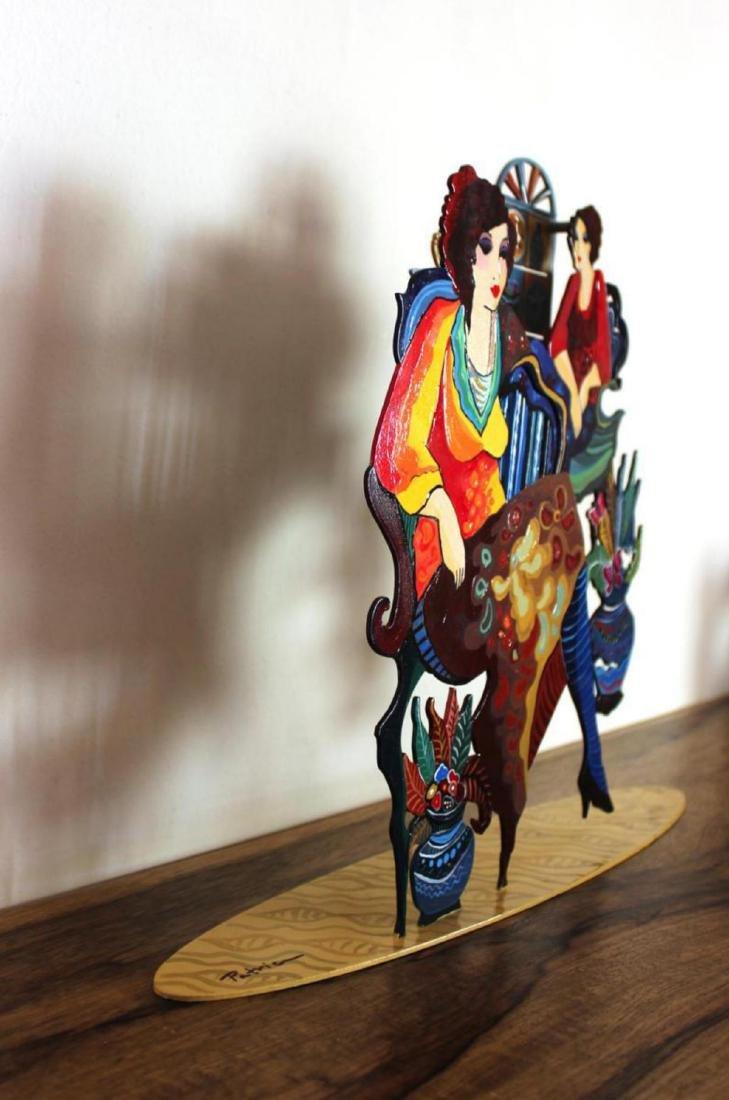 Original One of a Kind Patricia Govezensky Table - 3